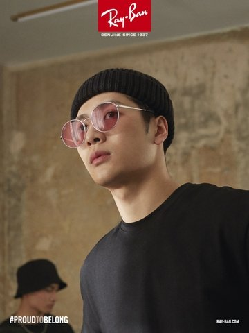 Team Wang x Ray-Ban
