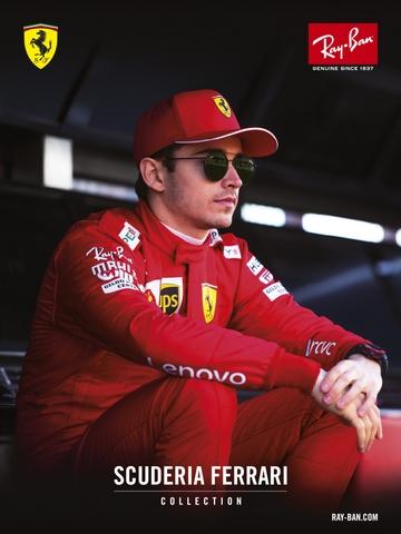 Ray-Ban Ferrari