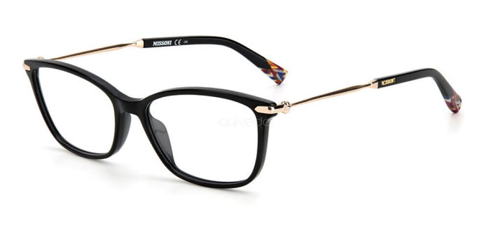 Eyeglasses Woman Missoni MIS 0058 MIS 104713 807