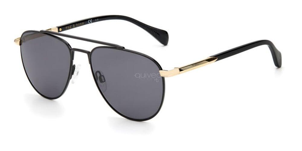 Sunglasses Woman Rag & Bone RNB1044/G/S RNB 203494 807 M9