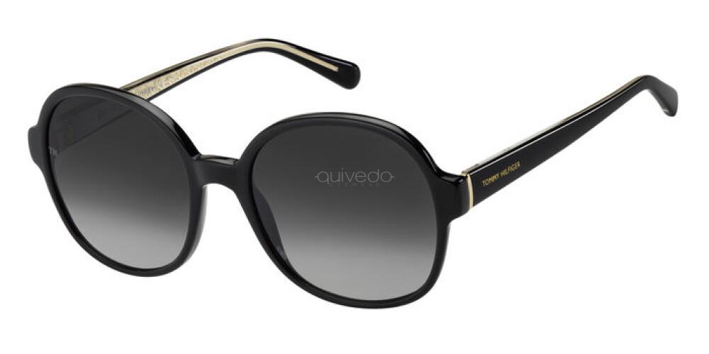 Sunglasses Woman Tommy Hilfiger TH 1812/S TH 203860 807 9O
