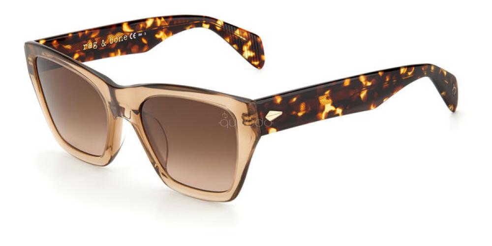 Sunglasses Woman Rag & Bone RNB1046/G/S RNB 204098 XNZ HA