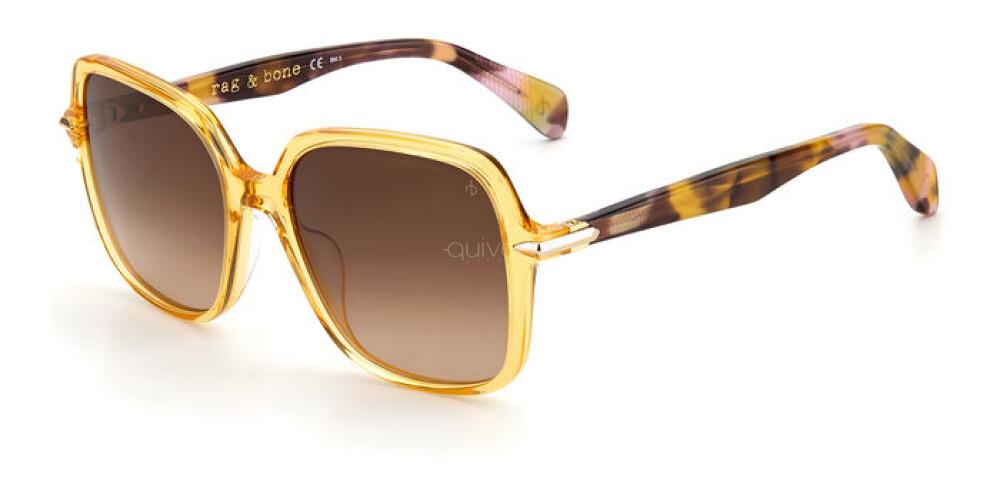 Sunglasses Woman Rag & Bone RNB1048/G/S RNB 204100 FMP HA
