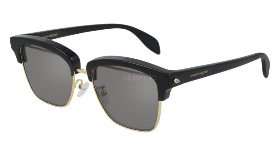 Occhiali da Sole Uomo Alexander McQueen Iconic AM0297S-002