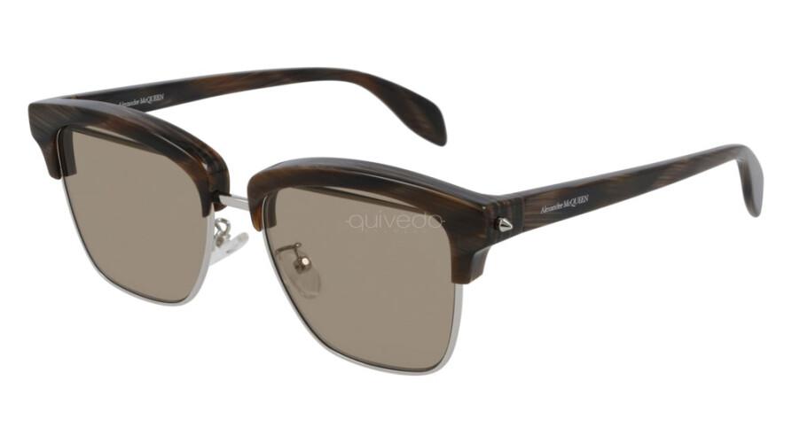 Occhiali da Sole Uomo Alexander McQueen Iconic AM0297S-004