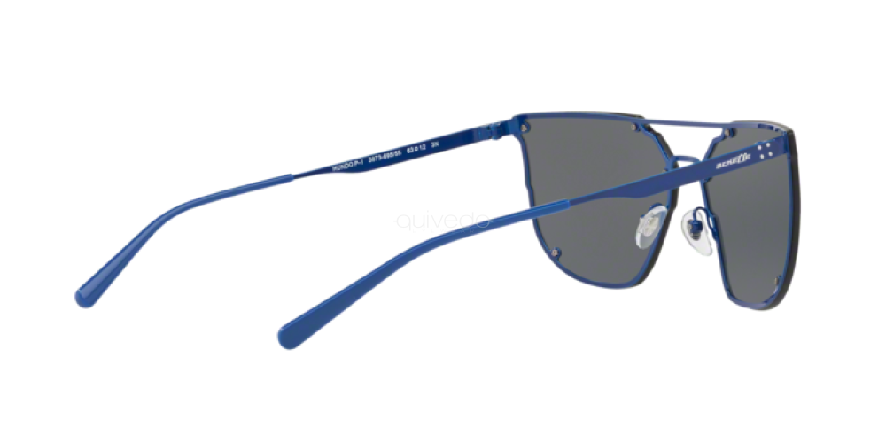 Occhiali da Sole Uomo Arnette Hundo-p1 AN 3073 695/55