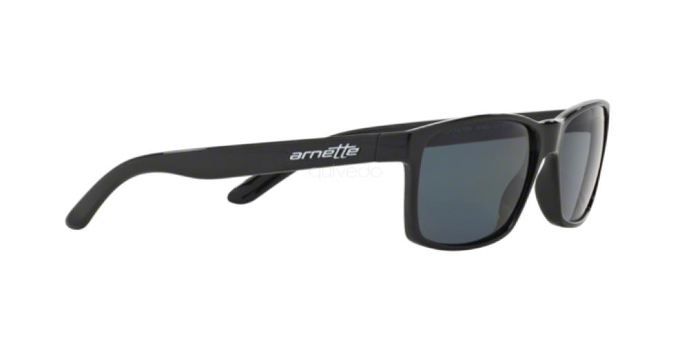 Occhiali da Sole Uomo Arnette Slickster AN 4185 41/81
