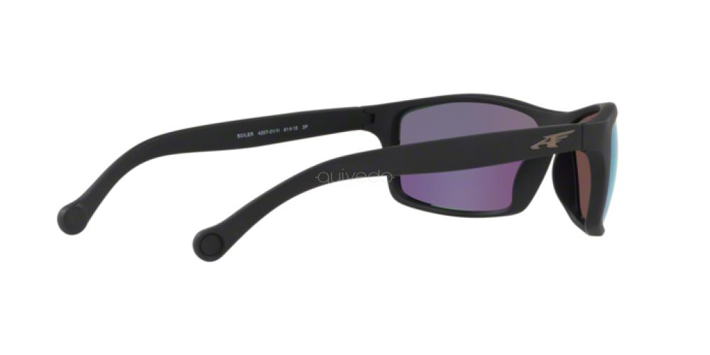 Occhiali da Sole Uomo Arnette Boiler AN 4207 01/1I