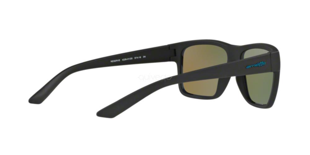 Occhiali da Sole Uomo Arnette Reserve AN 4226 01/25