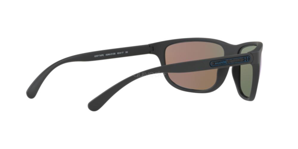 Occhiali da Sole Uomo Arnette Grip tape AN 4246 01/25