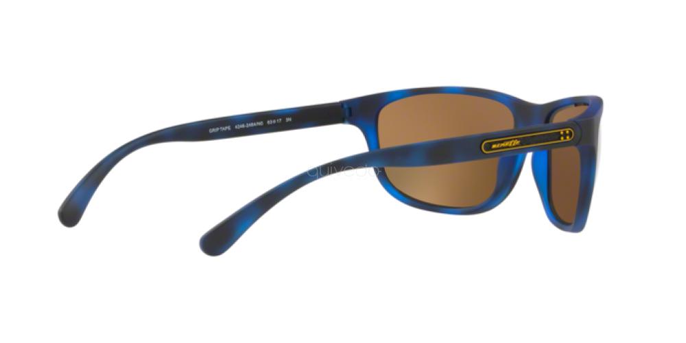 Occhiali da Sole Uomo Arnette Grip tape AN 4246 2464N0