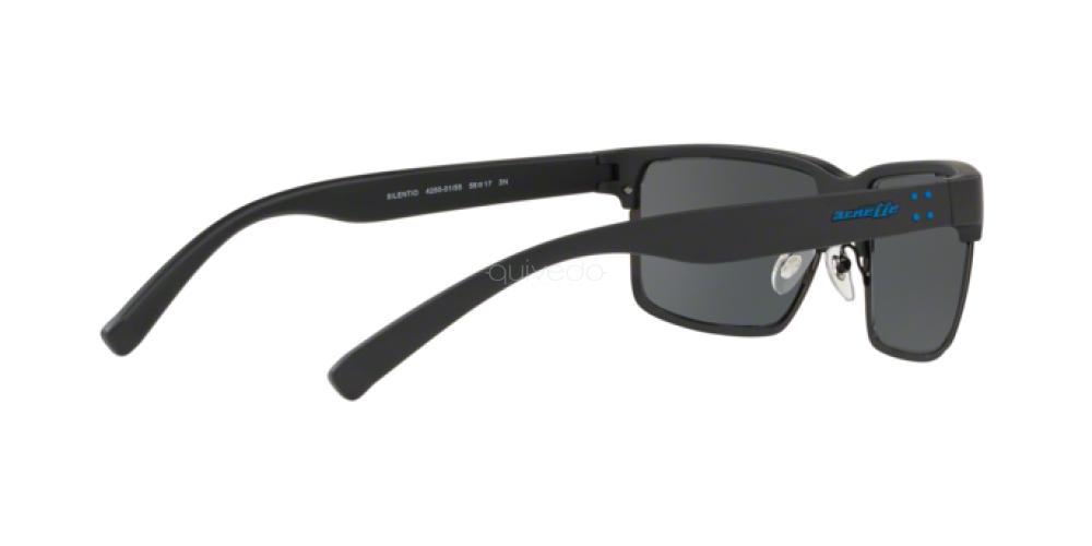 Occhiali da Sole Uomo Arnette Silentio AN 4250 01/55