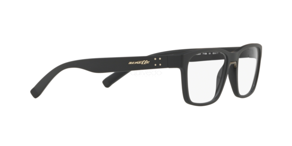 Occhiali da Vista Uomo Arnette Knosh AN 7159 01