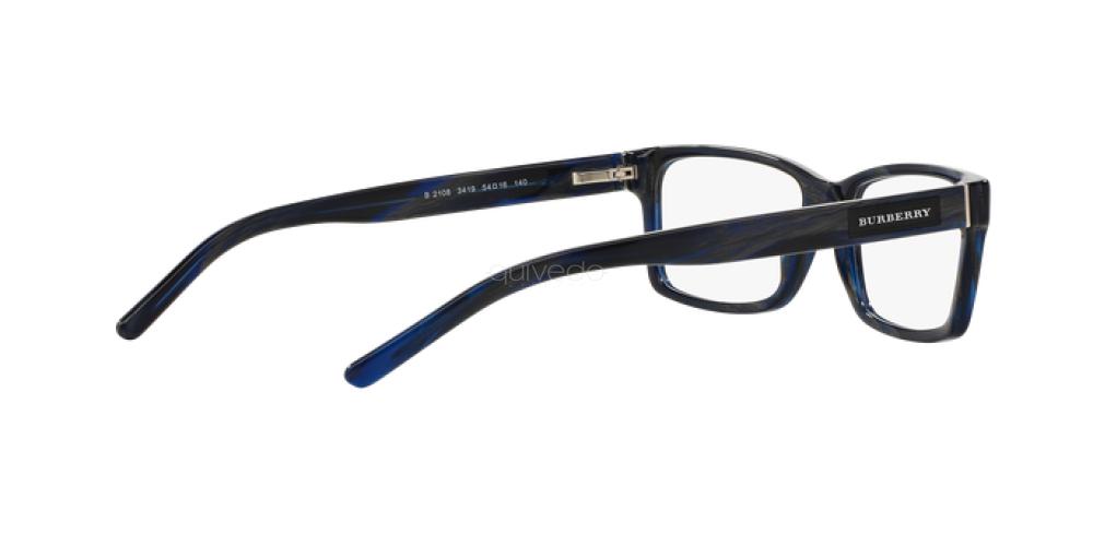 Occhiali da Vista Uomo Burberry  BE 2108 3419