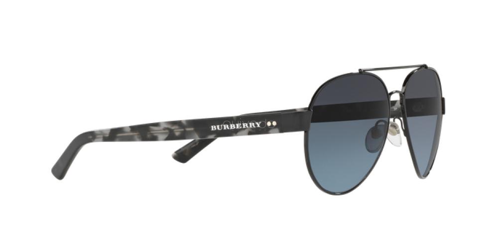 Occhiali da Sole Uomo Burberry  BE 3086 1001K4