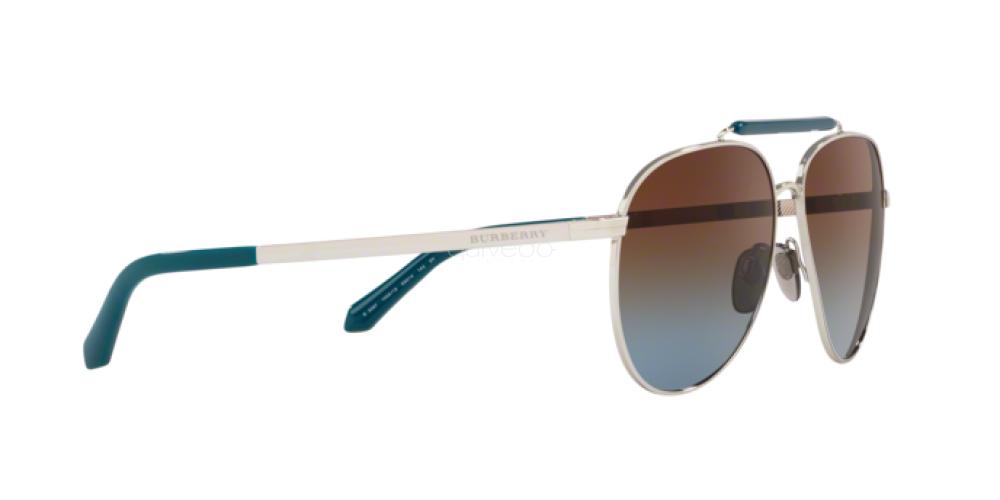 Occhiali da Sole Uomo Burberry  BE 3097 100513