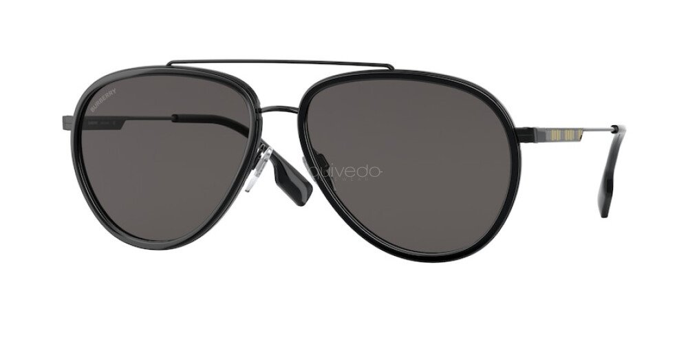 Sunglasses Man Burberry Oliver BE 3125 100787