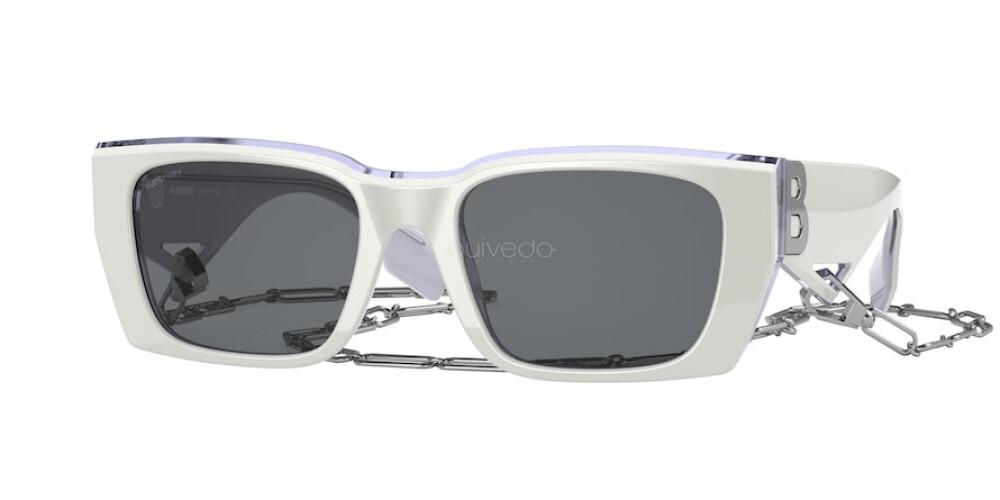 Sunglasses Woman Burberry Poppy BE 4336 392187