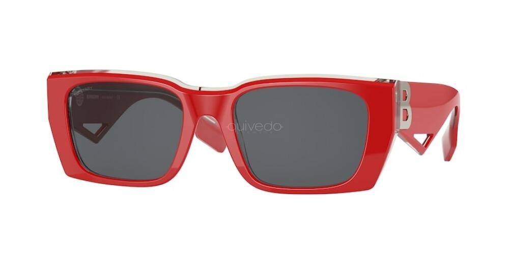 Sunglasses Woman Burberry Poppy BE 4336 392287