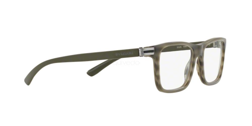 Occhiali da Vista Uomo Bulgari  BV 3029 5394