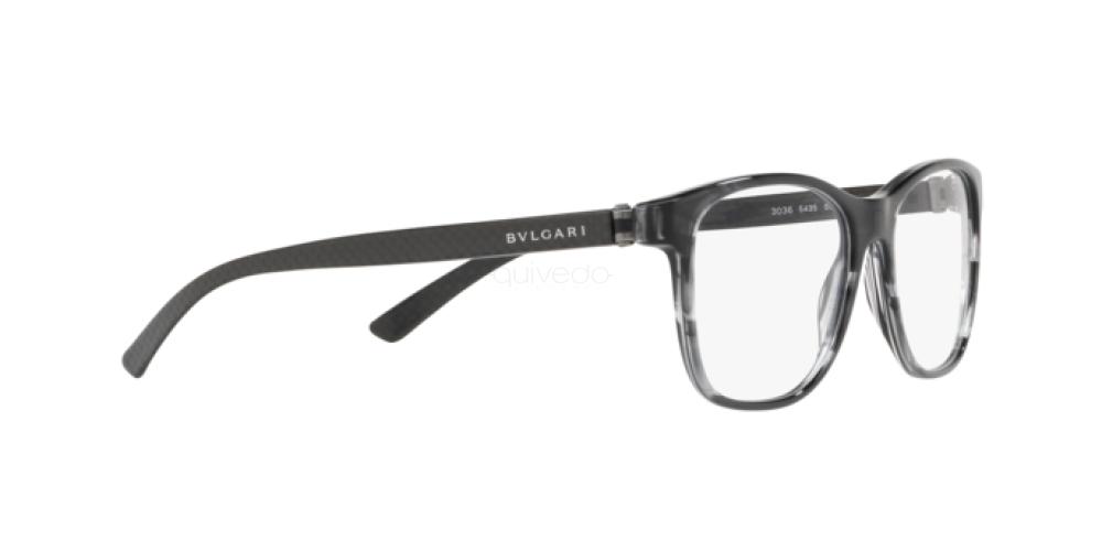 Occhiali da Vista Uomo Bulgari  BV 3036 5435