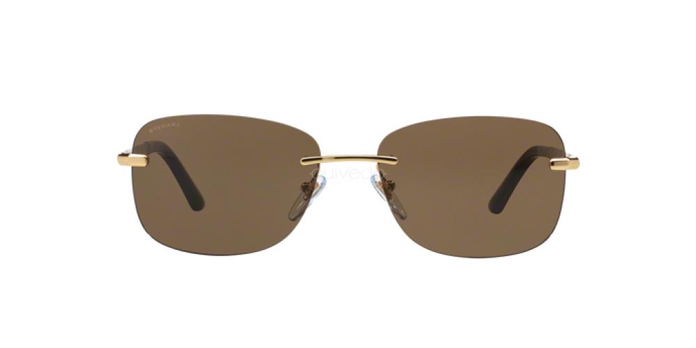 Occhiali da Sole Uomo Bulgari  BV 5031TG 408173