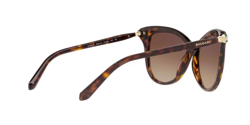 Occhiali da Sole Donna Bulgari  BV 8188B 504/13