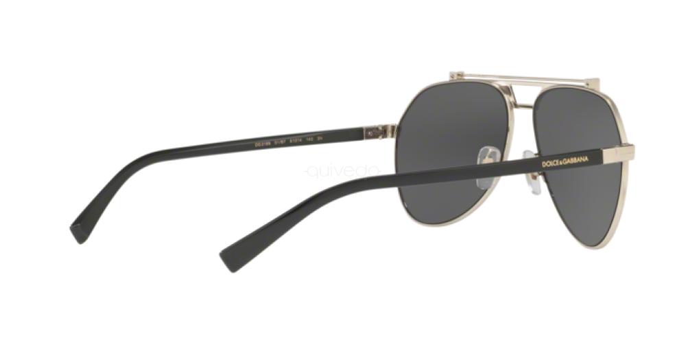 Occhiali da Sole Uomo Dolce & Gabbana  DG 2189 01/87