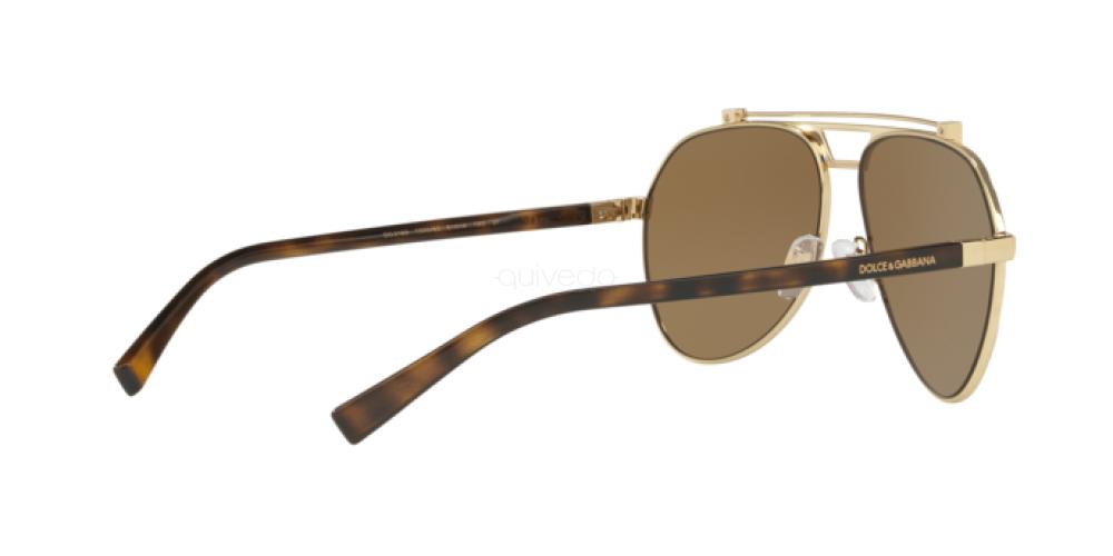 Occhiali da Sole Uomo Dolce & Gabbana  DG 2189 132083