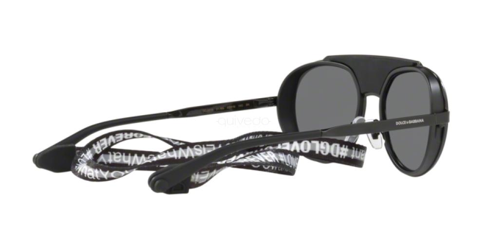 Occhiali da Sole Uomo Dolce & Gabbana  DG 2210 01/6G