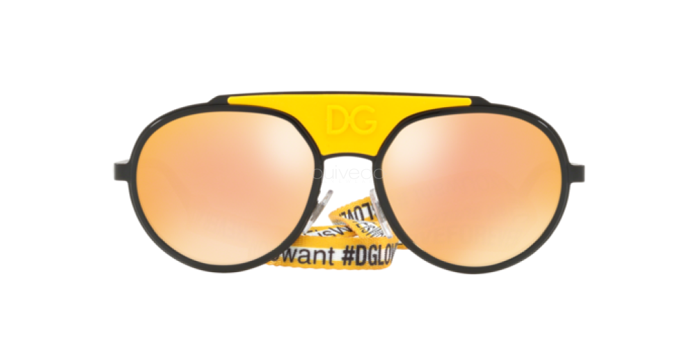 Occhiali da Sole Uomo Dolce & Gabbana  DG 2210 11067J