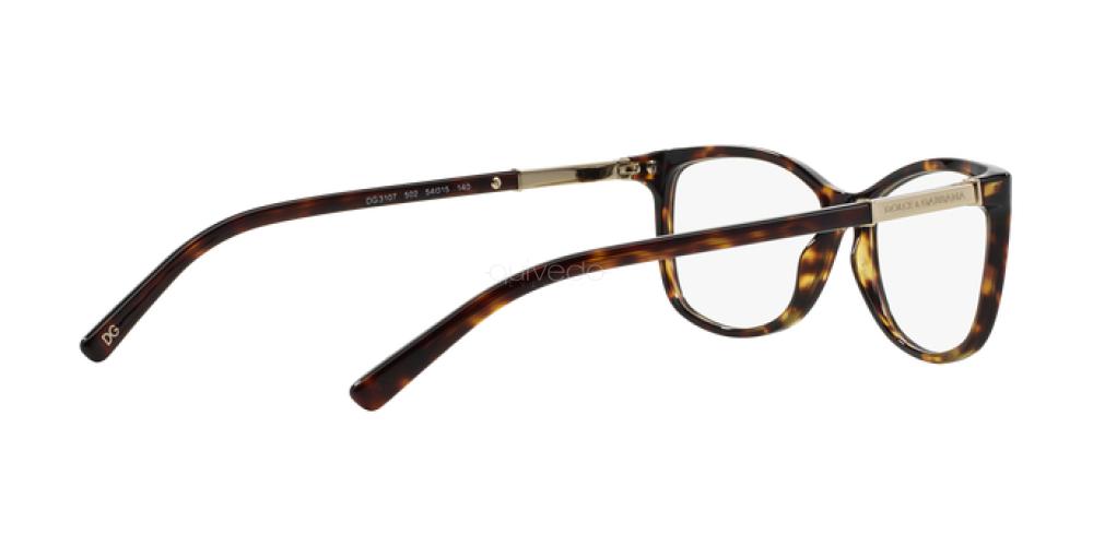 Occhiali da Vista Donna Dolce & Gabbana Logo plaque DG 3107 502