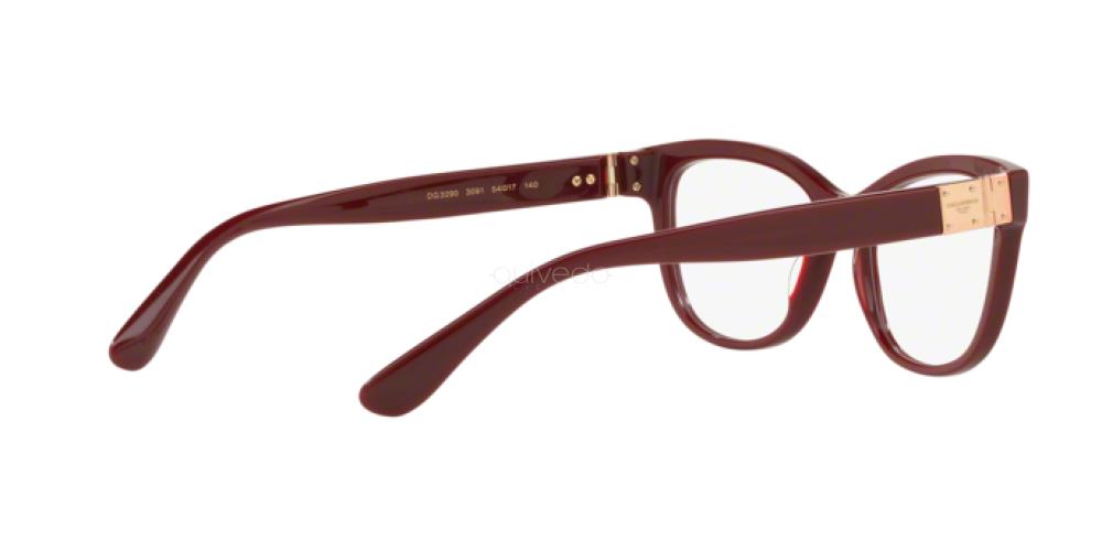 Occhiali da Vista Donna Dolce & Gabbana  DG 3290 3091