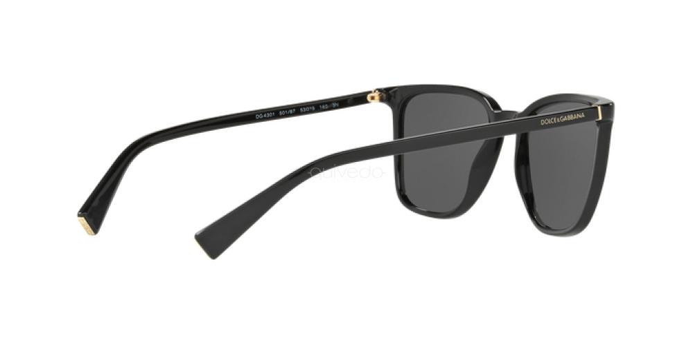 Occhiali da Sole Uomo Dolce & Gabbana  DG 4301 501/87