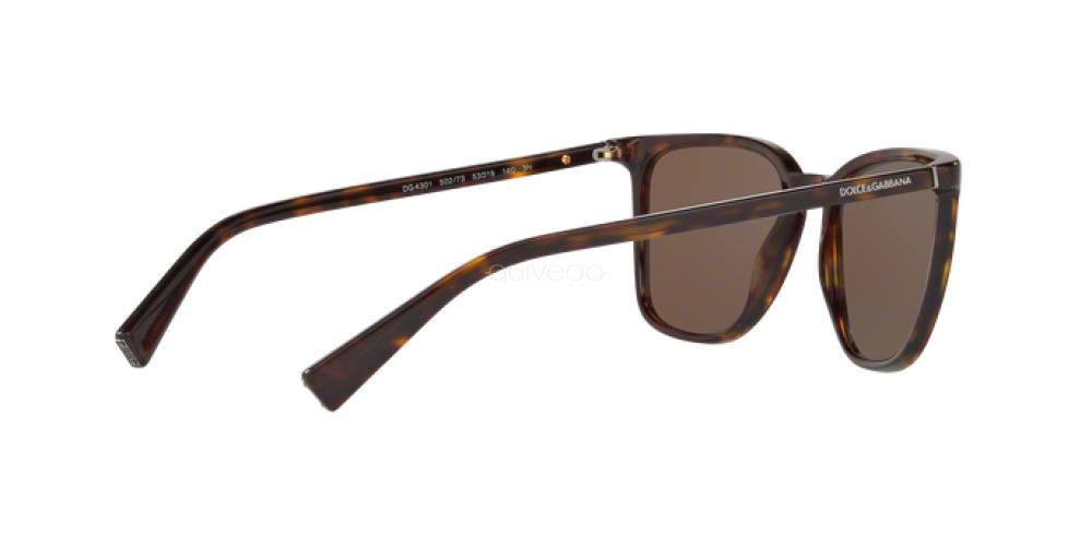 Occhiali da Sole Uomo Dolce & Gabbana  DG 4301 502/73