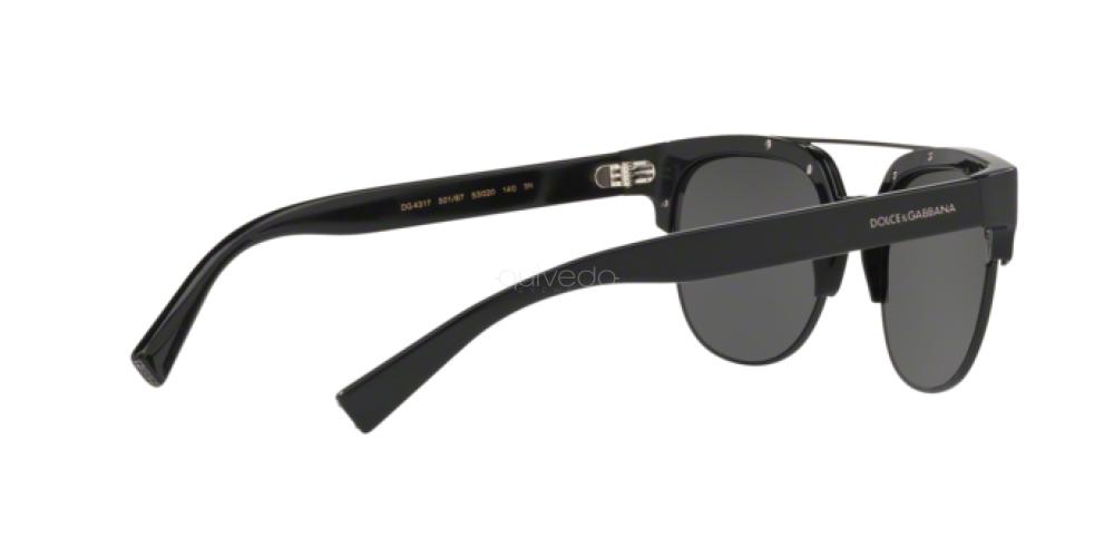 Occhiali da Sole Uomo Dolce & Gabbana  DG 4317 501/87