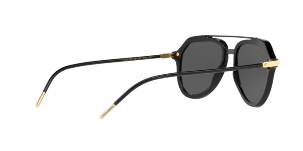 Occhiali da Sole Uomo Dolce & Gabbana  DG 4330 501/87