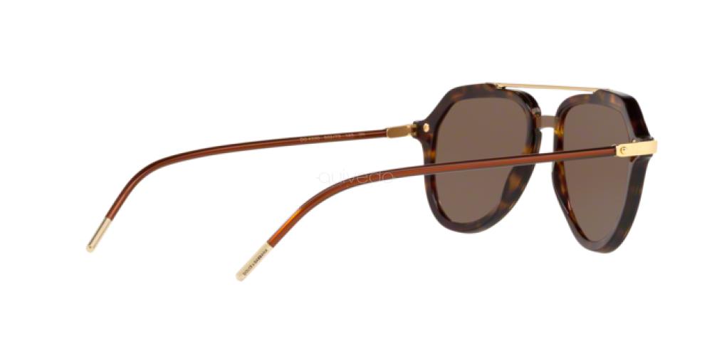 Occhiali da Sole Uomo Dolce & Gabbana  DG 4330 502/73