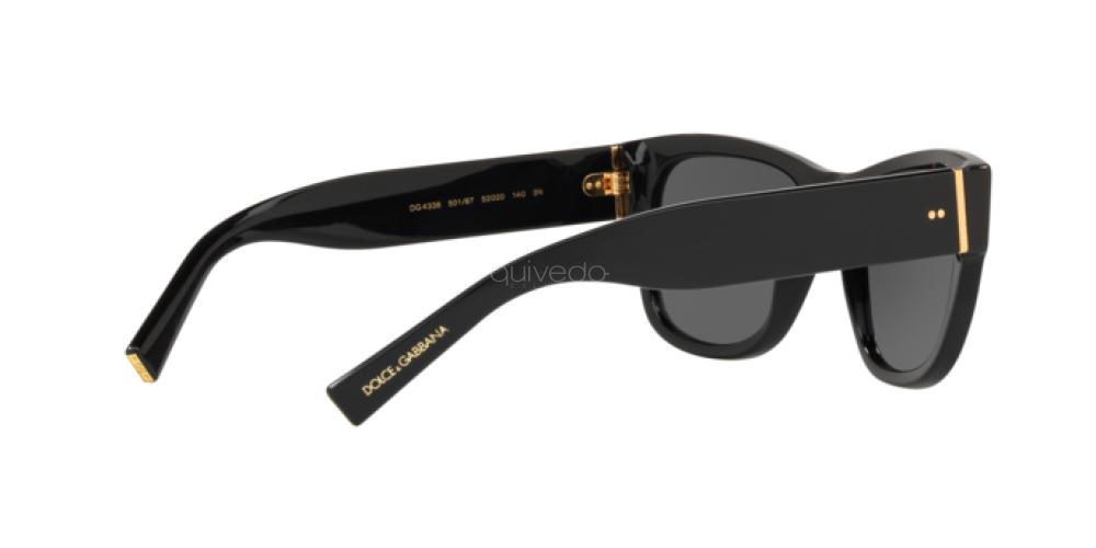 Occhiali da Sole Uomo Dolce & Gabbana  DG 4338 501/87
