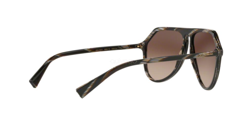 Occhiali da Sole Uomo Dolce & Gabbana  DG 4341 569/13