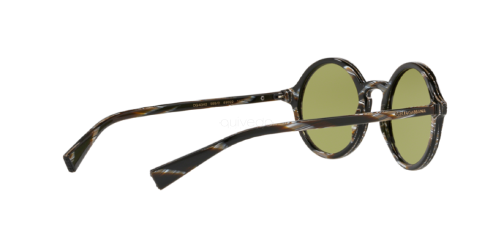 Occhiali da Sole Uomo Dolce & Gabbana  DG 4342 569/2