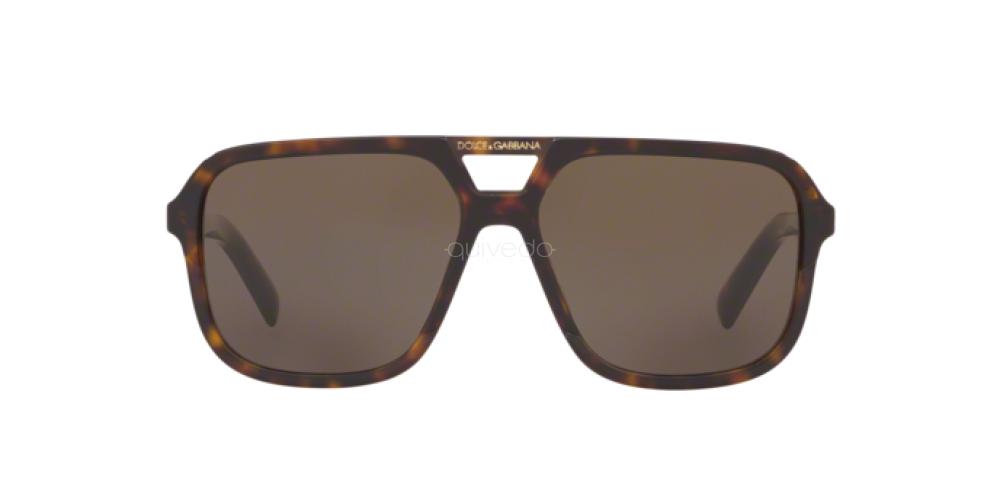 Occhiali da Sole Uomo Dolce & Gabbana  DG 4354 502/73