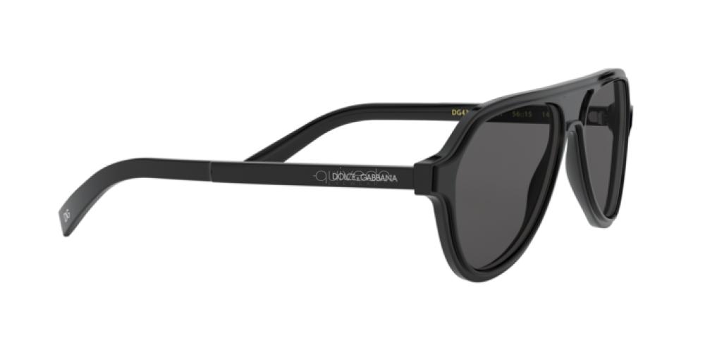 Occhiali da Sole Uomo Dolce & Gabbana  DG 4355 501/87