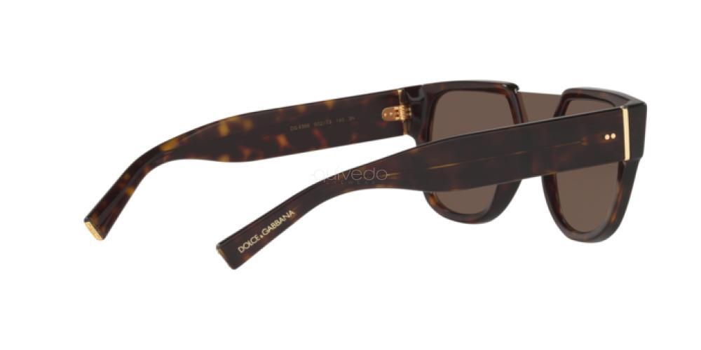 Occhiali da Sole Uomo Dolce & Gabbana  DG 4356 502/73