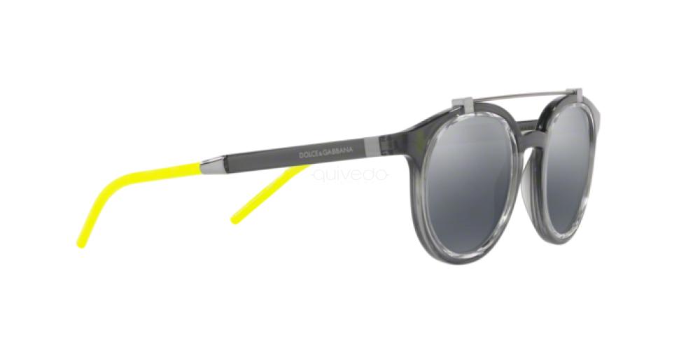 Occhiali da Sole Uomo Dolce & Gabbana  DG 6116 31606G