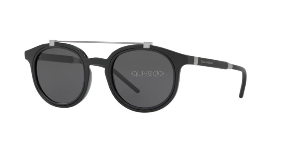 Occhiali da Sole Uomo Dolce & Gabbana  DG 6116 501/87