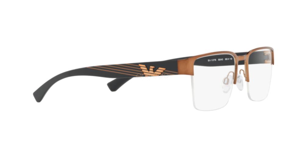 Occhiali da Vista Uomo Emporio Armani  EA 1078 3240