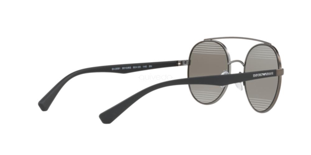 Occhiali da Sole Uomo Emporio Armani  EA 2051 30106G
