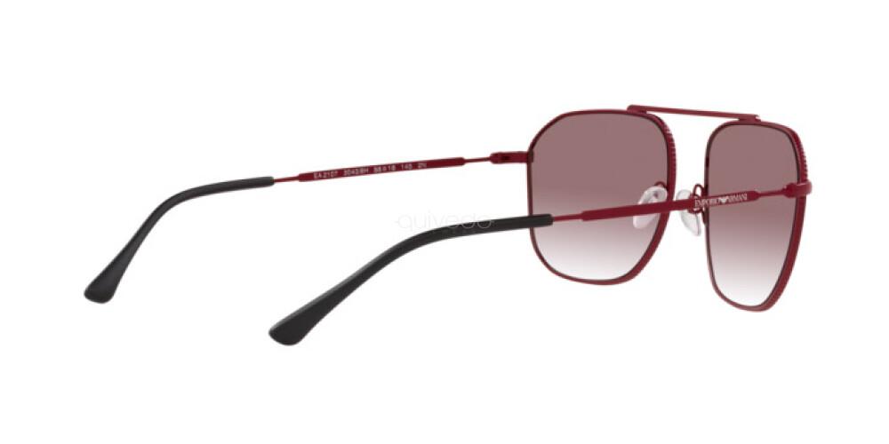 Sunglasses Man Emporio Armani  EA 2107 30438H