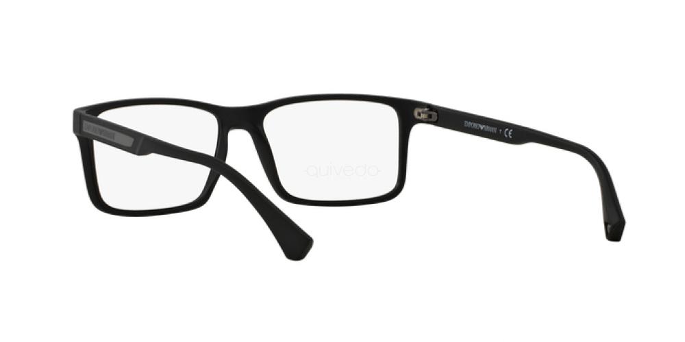 Occhiali da Vista Uomo Emporio Armani  EA 3038 5063